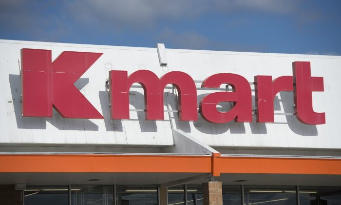 A Kmart department store is seen in Springfield, Va., Oct. 23, 2014. (Saul Loeba/AFP/Getty Images)