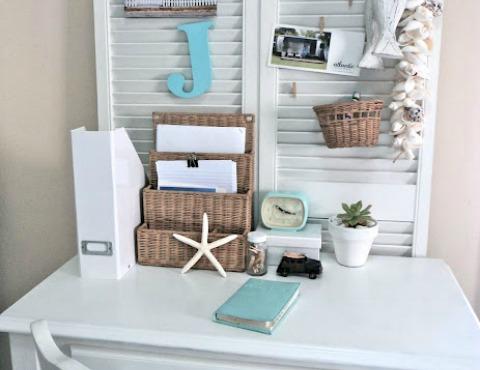 Small Space Office (Hometalker Beachcomber @Beachcomber)
