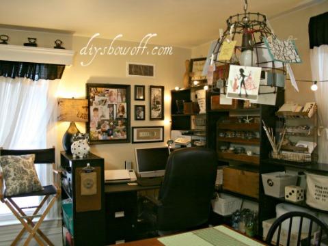 Vintage Style Storage (Hometalker Roeshel @DIY Show Off)