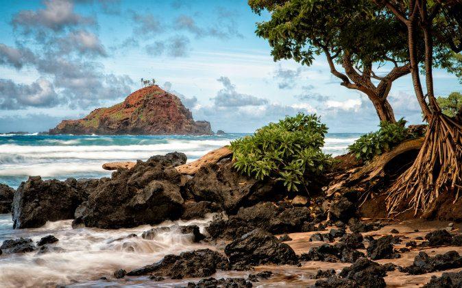 Koki Beach, Hana via Shutterstock*