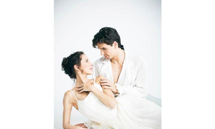 """Manon"" principal dancers Sonia Rodriguez and Guillaume Côté. (Christopher Wahl)"