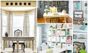 How to DIY a Home Office That Will Make Working a Breeze