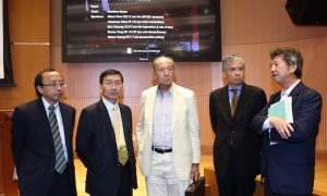 Hong Kong's Top Legal Minds Challenge Court Injunctions Against Occupy Movement