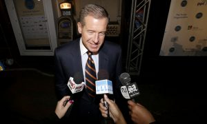 Brian Williams Taking Self Off NBC; Lester Holt to Replace Him