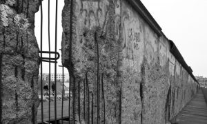 No Berlin Wall - but Berlin Is Still a City of Two Halves