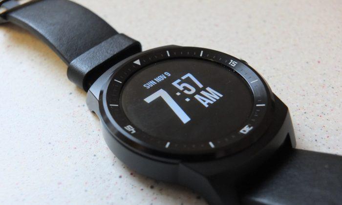 LG G Watch R (James Pearce/coolsmartphone)