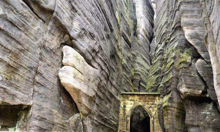Adrspach Rocks Park (Tomasz Lisowski, Adveturous Travels)