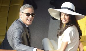 George Clooney and Amal Alamuddin Want to Adopt First Child: Report
