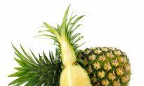Pineapple Cucumber Gazpacho