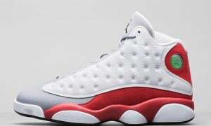Air Jordan 13 Retro 'Cement Grey' Price, Pictures, Launch Time and Date