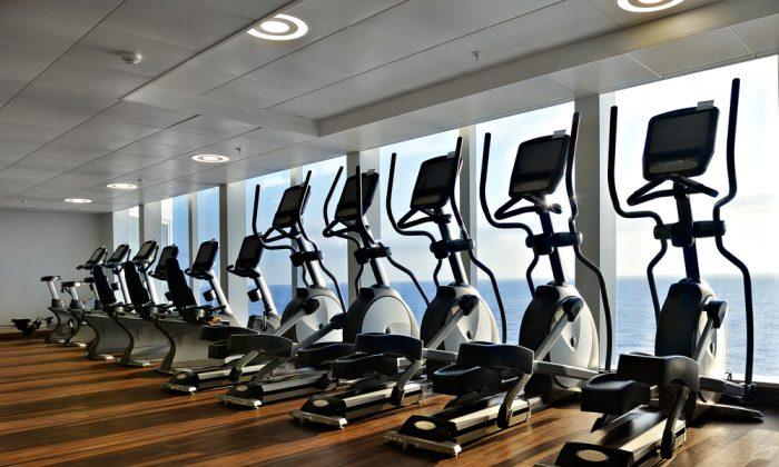 Empty gym. (Shutterstock*)