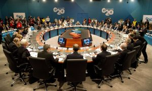G-20 Leaders Finalize Details of Growth Plan