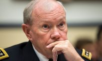 US Gen. Martin Dempsey in Iraq to Assess Campaign