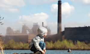 Can Air Pollution Make Kids Obese?