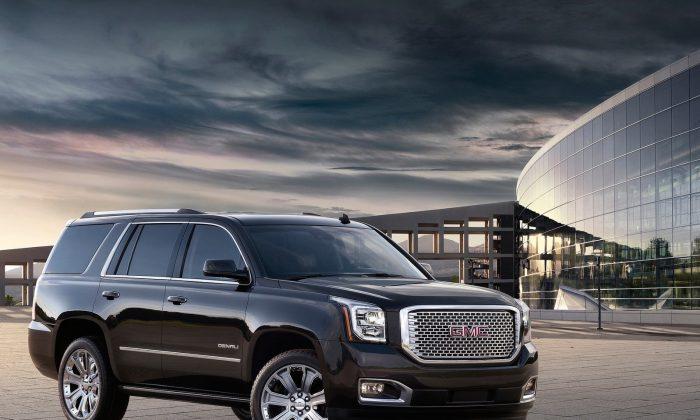 2015 GMC Yukon Denali: Rugged Luxury