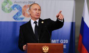 Putin Leaves G-20 Summit Early, Denies Feeling Pressured