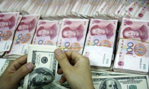 The Internationalization of Chinese Yuan Is Slow Going