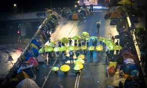 50 Days of Hong Kong's Umbrella Movement in Photos