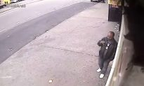 Video Released of Possible Suspect in Subway Shove