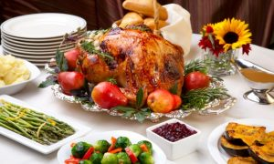 10 Tips for a Thinner Thanksgiving