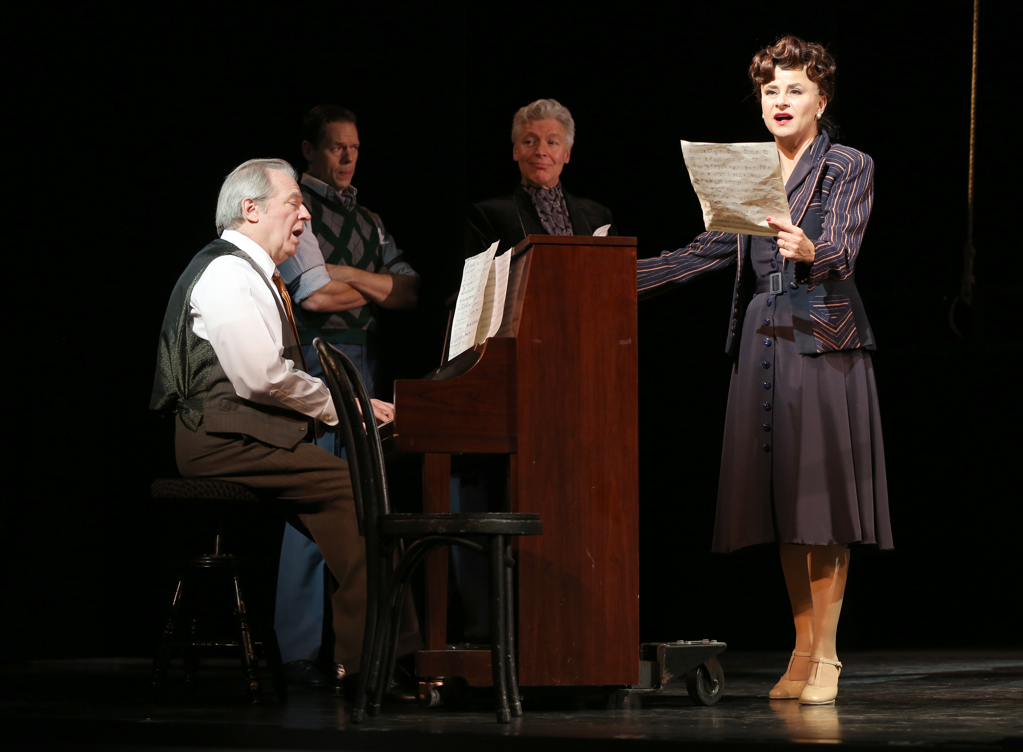 Theater Review: 'The Band Wagon'