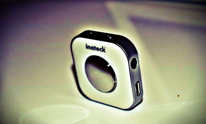 Inateck BR1001 Bluetooth receiver (Ian Furlong/coolsmartphone)
