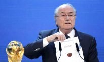 FIFA Files 'Criminal Complaint' Over World Cup Bids