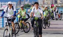 NCTU Alumni to Enjoy Waterfront View With a Vibration-Free Riding Experience DIY Competition for Gripfast Stem Shock Absorber Installation