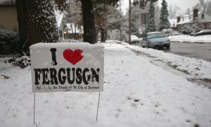 Hometown Love for Ferguson, Police and All