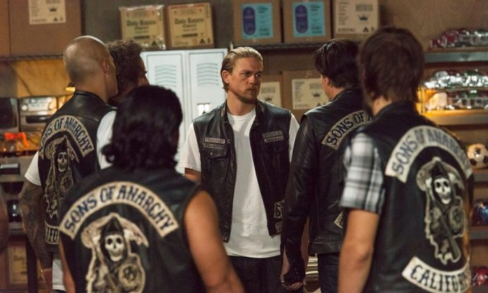 Sons of Anarchy won't get a sequel. A satirical article from the National Report has apparently confused many on Thursday.   (FX)