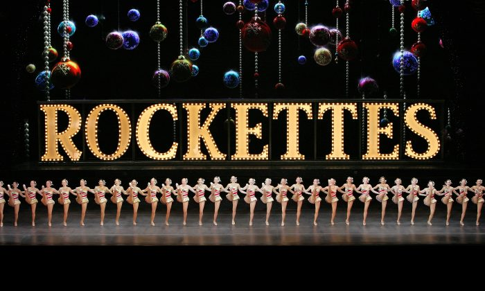 The Rockettes. (MSG Entertainment)