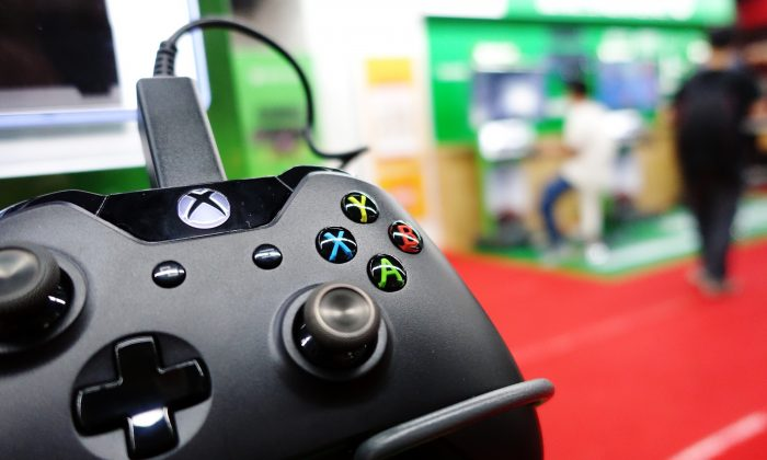 The beginning of March is nearing, and that means Xbox will update its free Games with Gold feature. They include BioShock Infinite, Rayman Legends, and Tomb Raider.  (Johannes Eisele/AFP/Getty Images)