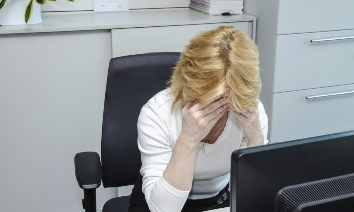 A new study shows that 45 percent of Canadians feel they have been bullied in the workplace, with bosses being the most frequent culprit. (KatarinaGondova/iStock/Thinkstock)