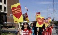 20,000 California Nurses Go on Strike Over Ebola Fears