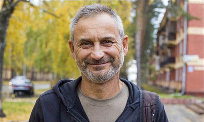 """Dmitry Shchitov, 56: """"It was like a test drive of my new approach to medicine."""" (Vera Salnitskaya)"""