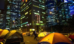 Hong Kong Occupy Central Daily Updates Archive: Day 1 to Day 54 (Sept. 28 - Nov. 20)