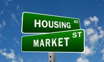 A sharp rise from foreign investment in American homes