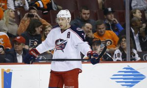 Jack Johnson, Blue Jackets Player, Files for Bankruptcy After Parents Spend Millions