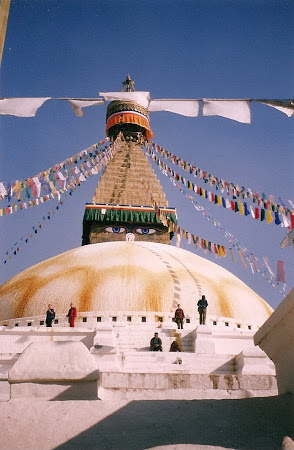Boudha stupa (Imperator Travel)