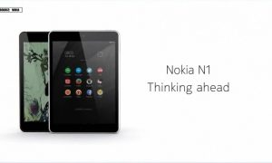Nokia Presents N1 Tablet
