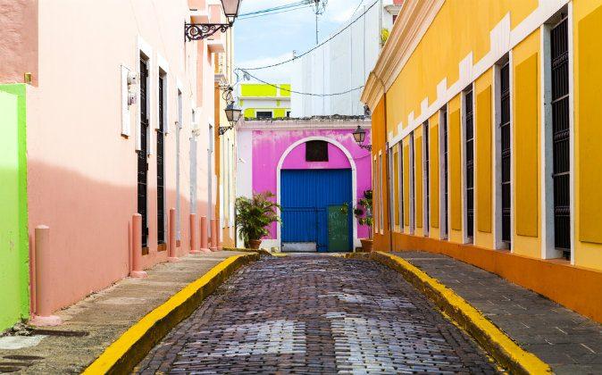 San Juan Old City via Shutterstock*