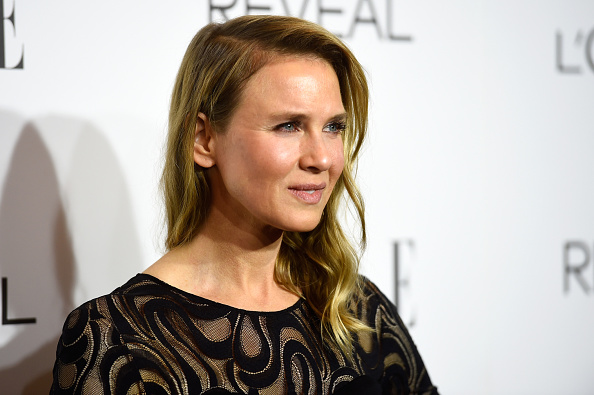 Actress Renee Zellweger arrives at ELLE's 21st Annual Women In Hollywood at Four Seasons Hotel Los Angeles at Beverly Hills on October 20, 2014 in Beverly Hills, California. (Photo by Frazer Harrison/Getty Images)