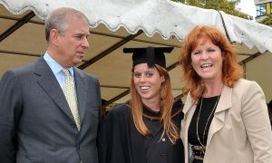 Prince Andrew to Remarry Sarah Ferguson After Kate Middleton Convinced Queen to Forgive Duchess: Tabloid Report