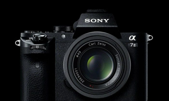 Sony Alpha 7 II (Sony)