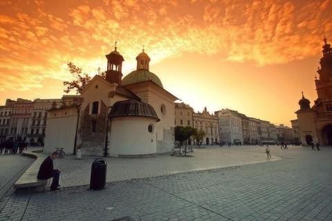 St Adalbert's Church in the Old Town (My Destination)