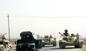 Iraqi Forces, Islamic State Battle in Ramadi