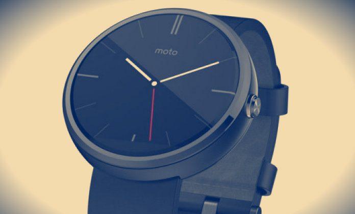Motorola Moto 360 Smartwatch (Motorola)