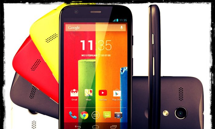 Motorola Moto G (Motorola)