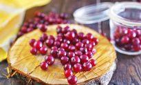9 Health Benefits of Cranberries