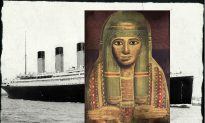 The 'Unlucky Mummy' Said to Have Sunk the Titanic